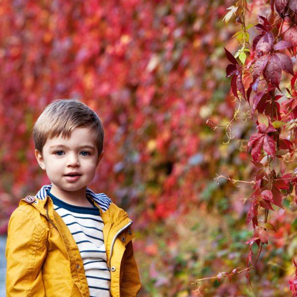 Ben's Autumn Portrait Session