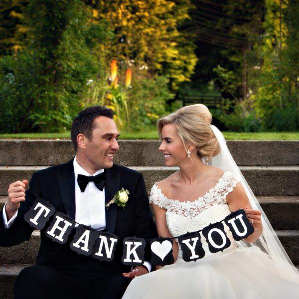 Lartington Hall Wedding Photography/Kate & Lee/Wedding Photographer at Lartington Hall