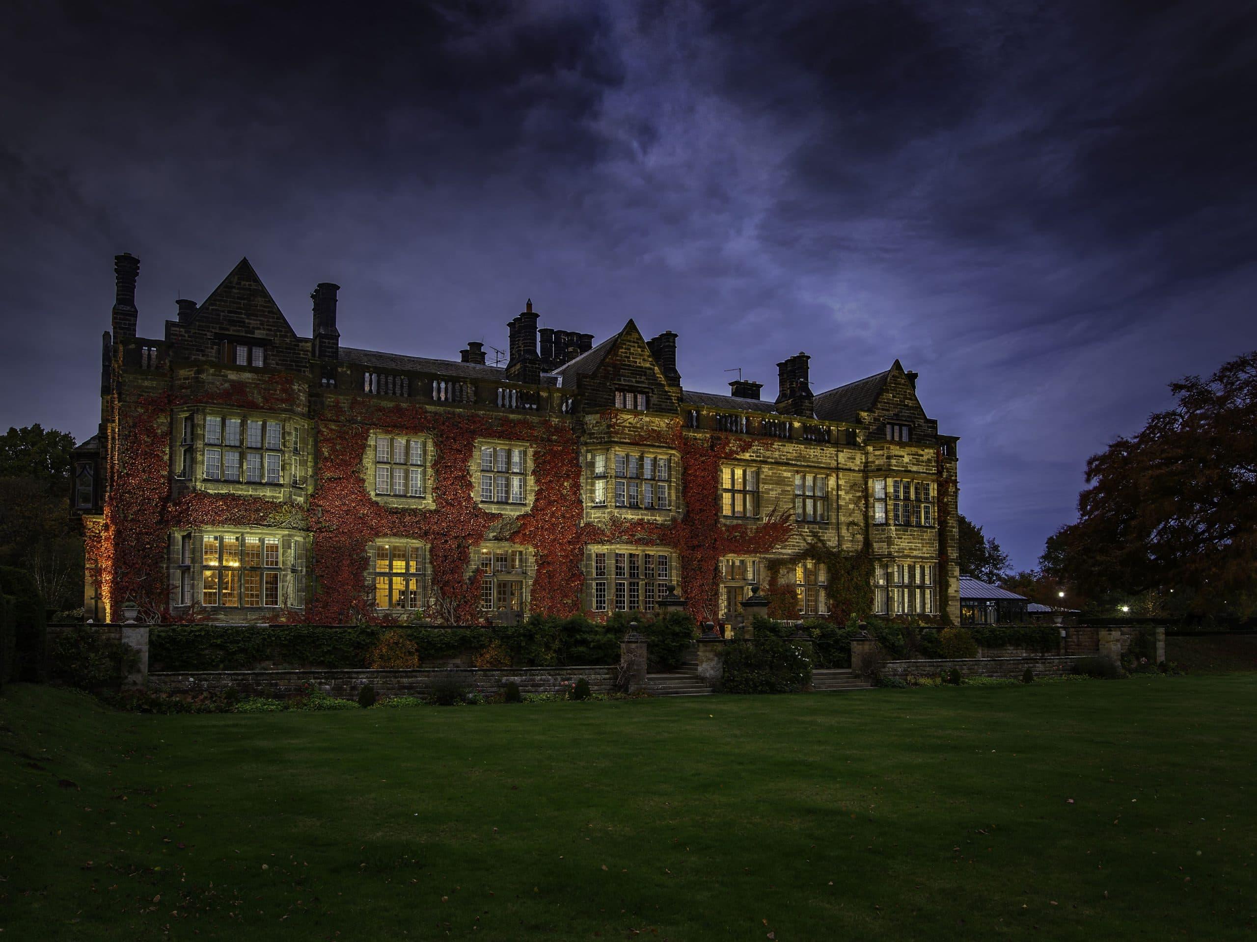 Gisborough Hall Wedding Photo
