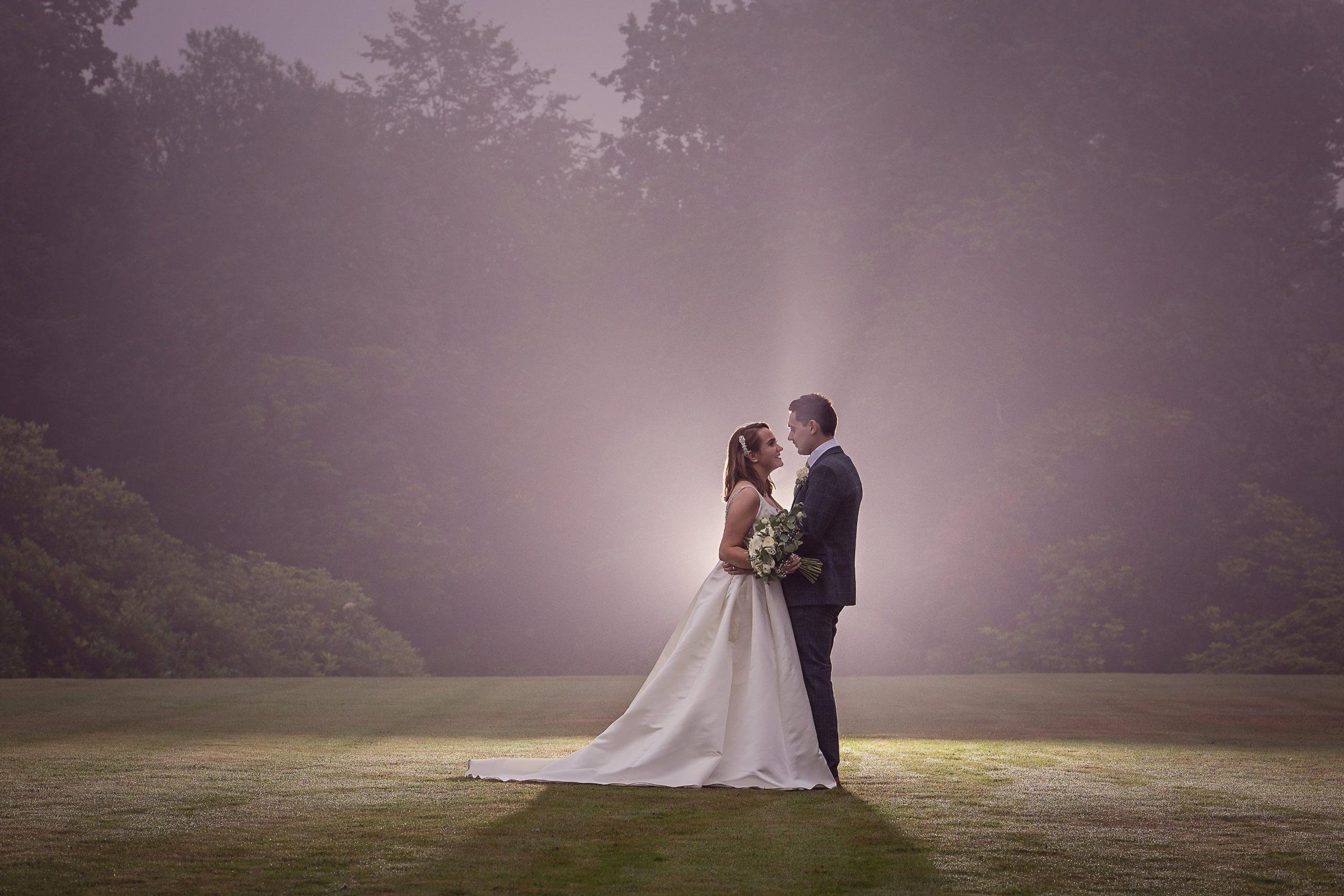 Grinkle Park Wedding Photo