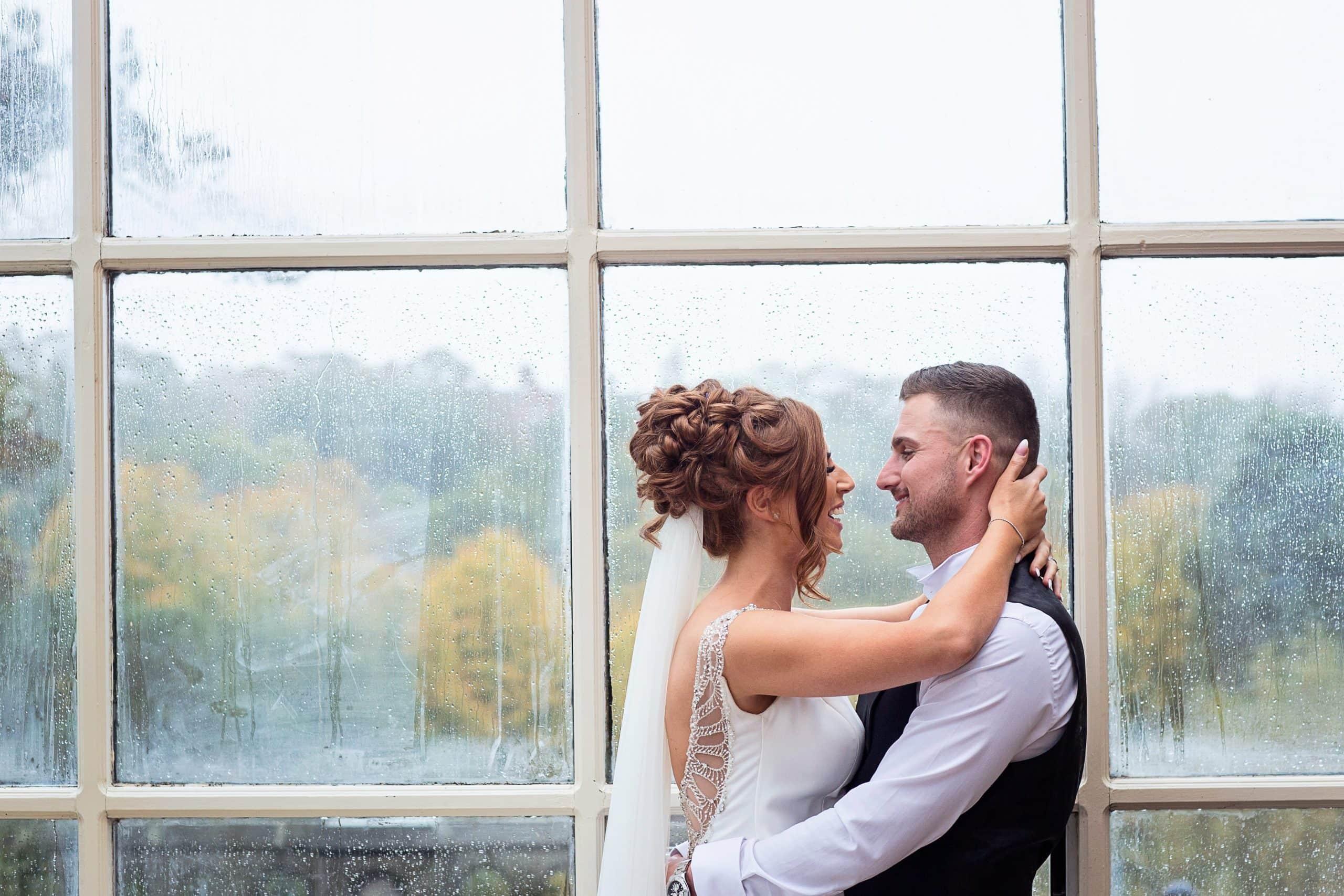 Rushpool Hall Wedding Photo