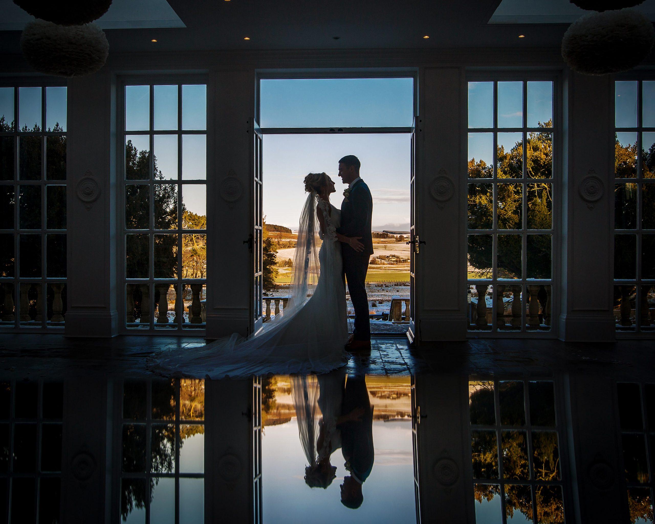 Woodhill Hall Wedding Photo
