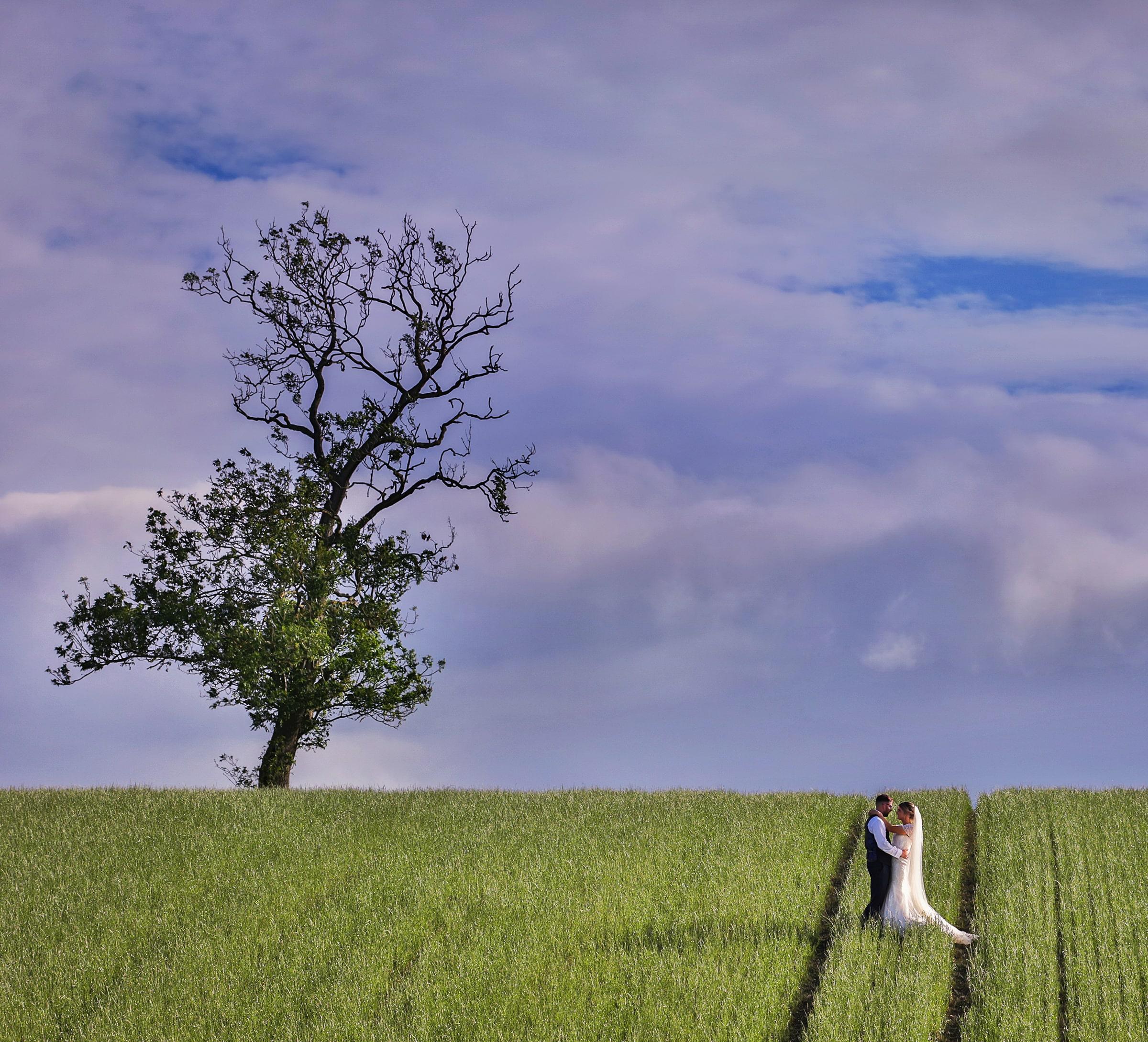Yorkshire Wedding Barn Wedding Photo
