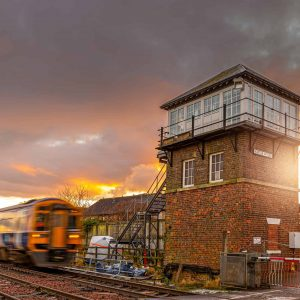 Station Road Signal Box