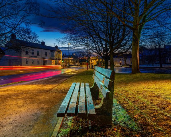 The Humble Bench
