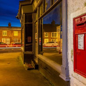 The Post Box In The Wall